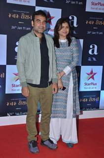 Pankaj Tripathi snapped at Rubaru Roshni screening