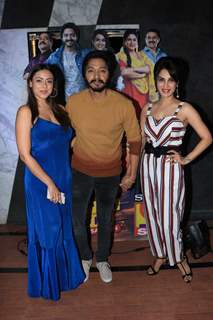 Shreyas Talpade at My Name Ijj Lakhan Launch