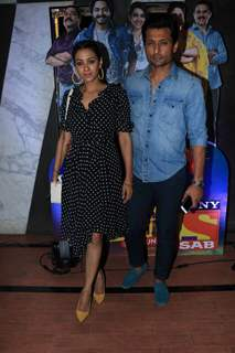 Barkha Bisht and Indraneil Sengupta at My Name Ijj Lakhan Launch