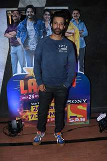 Aamir Ali at My Name Ijj Lakhan Launch