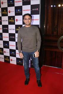 Celebrities spotted at Thackeray movie screening