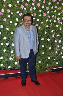 Atul Parchure at Amit Thackeray's reception