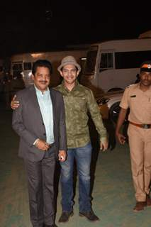 Udit and Aditya Narayan at Umang Event