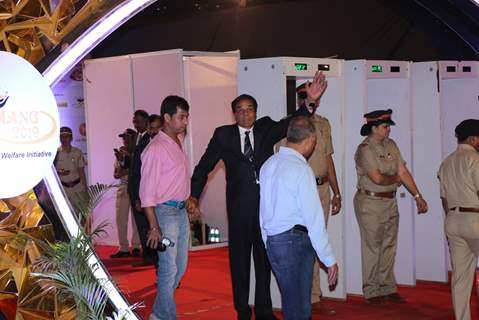 Dharmendra at Umang Event
