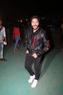 Shreyas Talpade at Umang Event