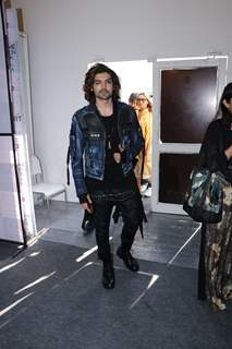 Gurmeet Choudhary at Lakme Fashion Week Day 1