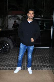 Angad Bedi at the screening of 'Ek Ladki Ko Dekha Toh Aisa Laga'