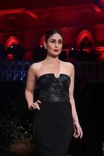 Kareena Kapoor Khan snapped at Lakme Fashion Week