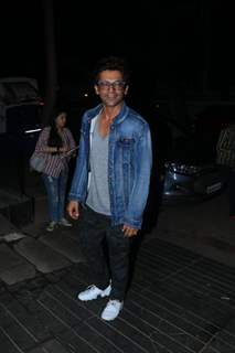 Sunil Grover at Nora Fatehi's Birthday bash!