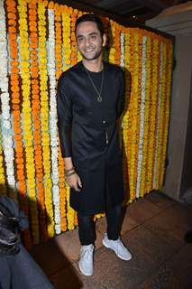 Vikas Gupta at Ekta Kapoor baby's naming ceremony