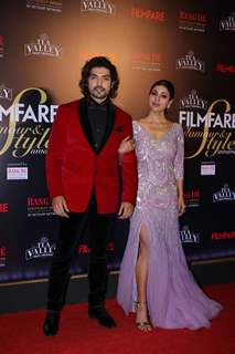 Gurmeet and Debina attend Filmfare Awards