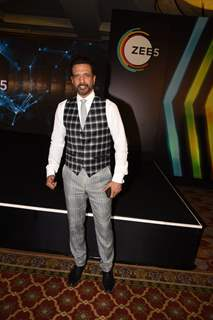 Javed Jaffery snapped at Zee5 Event