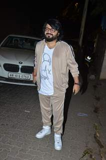Pritam snapped at Punit Malhotra's Valentine Bash