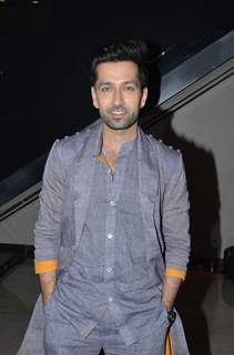 Nakuul Mehta snapped at CINTAA Act Fest