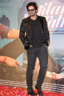 Ali Fazal snapped at Milan Talkies Trailer Launch