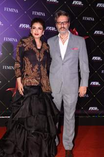 Raveena Tandon at Nykaa Femina Beauty Awards 2019