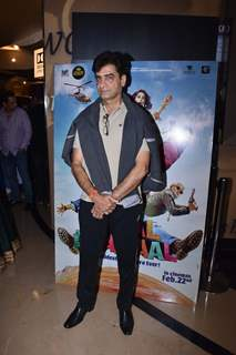 Indra Kumar at the special screening of Total Dhamaal