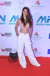 Disha Patani at Matrix Fight night