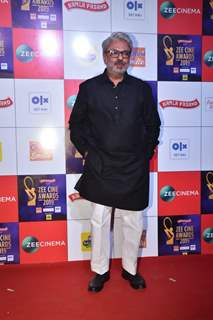 Sanjay Leela Bhansali at Zee Cine Awards!