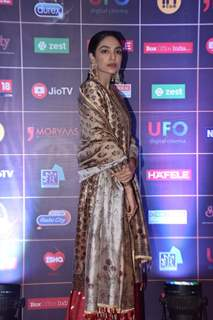 Sobhita Dhulipala grace the REEL Awards with their appearance!