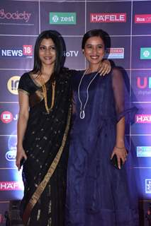Konkona Sen Sharma grace the REEL Awards with their appearance!