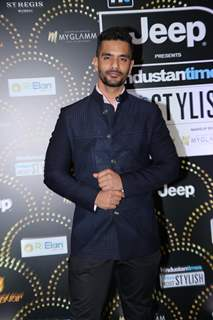 Angad Bedi snapped at India's Most Stylish Awards!