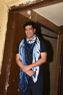 Manish Malhotra attends the special screening of Kalank