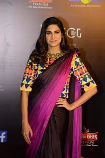 Aahana Kumra at Critics Choice Film Awards!