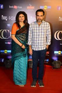 Bollywood celebrity Pankaj Tripathi snapped at Critics Choice Film Awards!