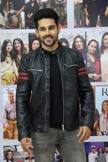 Abhishek Bajaj snapped at the launch of Reel or Real season 3