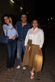 Sameer Soni at the SOTY 2 special screening