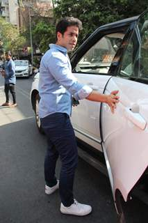 Tusshar Kapoor snapped around the town