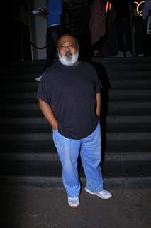 Saurabh Shukla spotted at special screening of 'De De Pyar De'