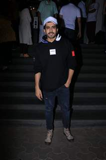 Sunny Nijar spotted at special screening of 'De De Pyar De'