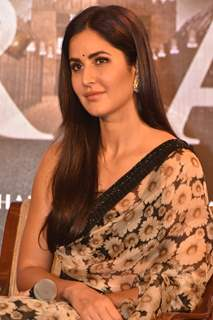 Katrina Kaif snapped at Bharat song launch