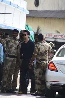 Tiger Shroff spotted around the town