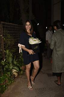 Bipasha Basu snapped at Bandra