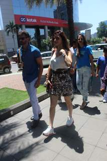 Hrithik Roshan with ex-wife Sussanne Khan