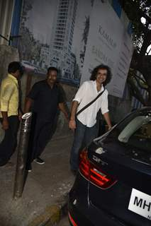 Imtiaz Ali snapped at the sets of Love Aaj Kal 2