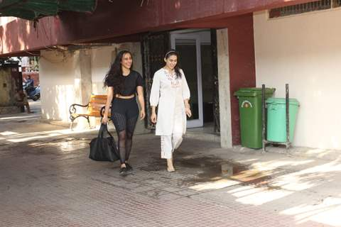 Sara Ali Khan snapped around the town!