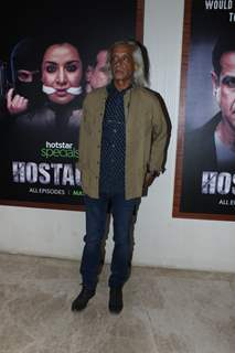 Sudhir Mishra snapped at the screening of upcoming show Hostage