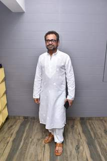 Anees Bazmee spotted around the town