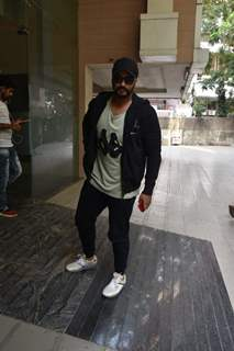 Arjun Kapoor spotted around the town