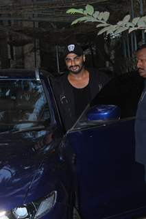 Arjun Kapoor was papped around the town