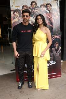 Bollywood celebrities at the promotions of Super 30!