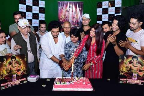 Vighnaharta Ganesha 500 episode celebration