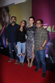 Kangana Ranaut at the special screening of Judgementall Hai Kya!