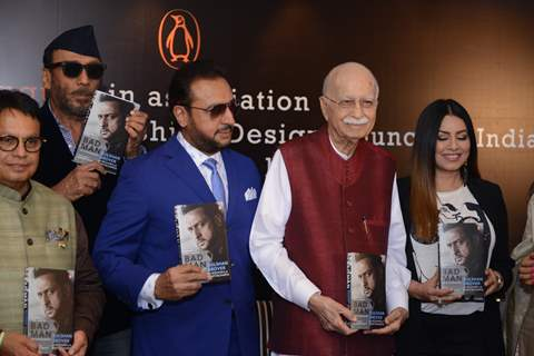 Celebrities at a Book launch!