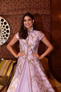 Aahana Kumra snapped at India Couture Week 2019