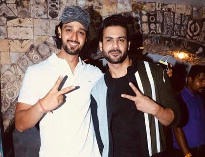 Sourabh Raaj Jain and Vishal Aditya Singh